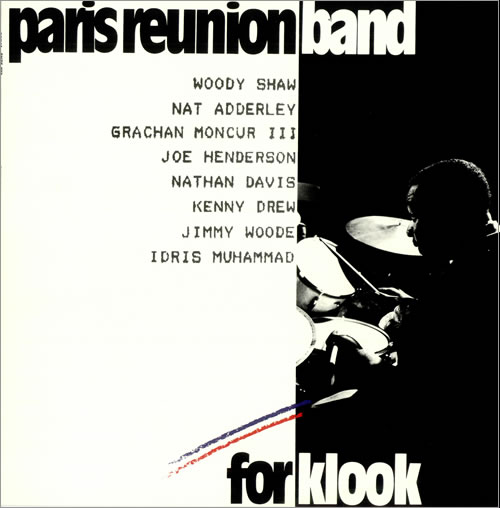 The Paris Reunion Band For Klook vinyl LP album (LP record) German PRXLPFO494541