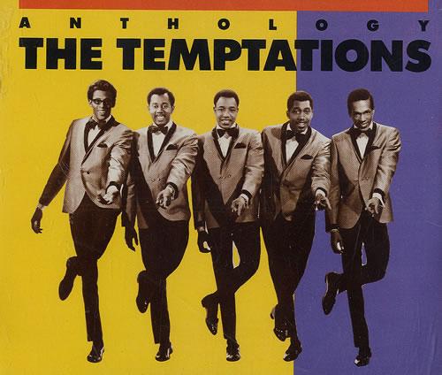 The Temptations Anthology Us 2 Cd Album Set Double Cd