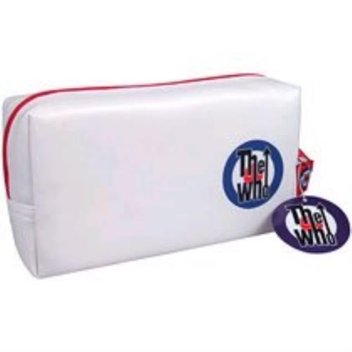 The Who Target Logo Pencil Case memorabilia UK WHOMMTA355588