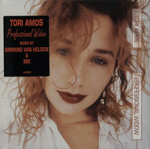 "Tori Amos Professional Widow - Sealed 12"" vinyl single (12 inch record / Maxi-single) US TOR12PR94247"