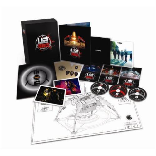 U2 360° At The Rose Bowl - Sealed box set UK U-2BXAT503770