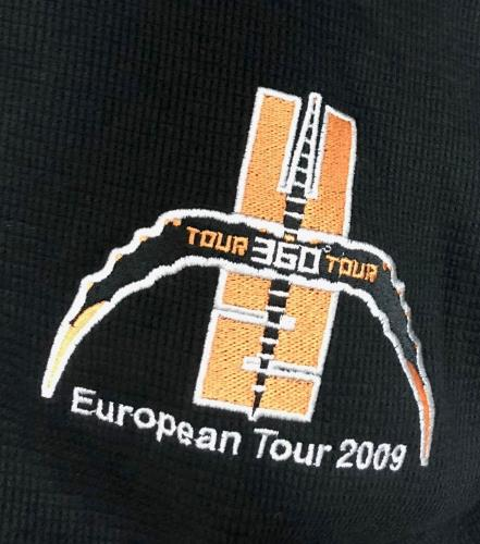 U2 360° Tour - Crew hoodie jacket UK U-2JATO729081