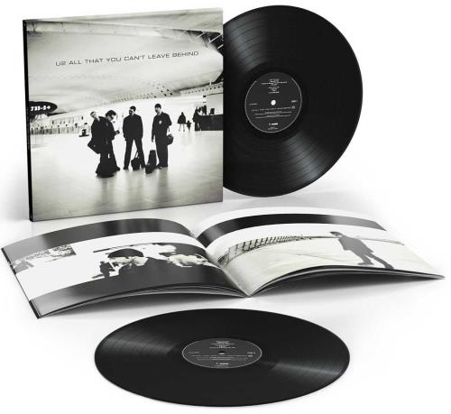 U2 All That You Can't Leave Behind - 180 Gram - Sealed 2-LP vinyl record set (Double Album) UK U-22LAL755518