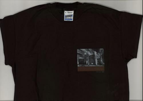 U2 Boy / The Unforgettable Fire / Rattle And Hum - Medium t-shirt UK U-2TSBO543524