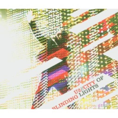 "U2 City Of Blinding Lights CD single (CD5 / 5"") UK U-2C5CI528232"