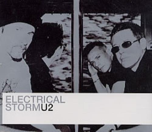 "U2 Electrical Storm CD single (CD5 / 5"") UK U-2C5EL223518"