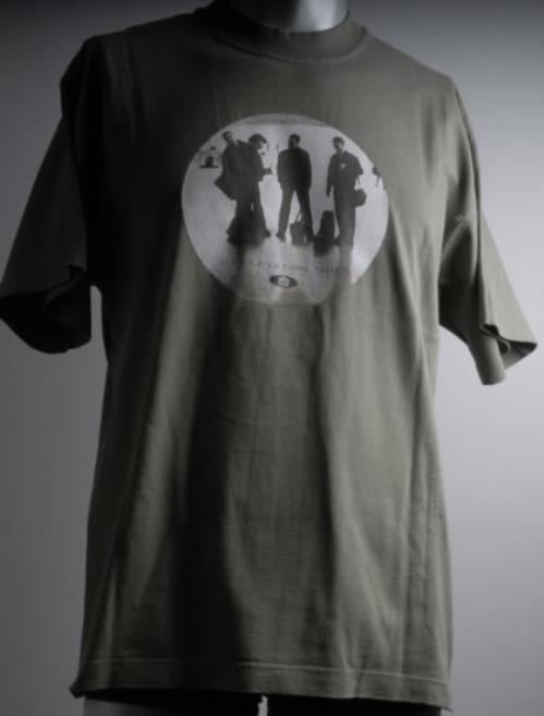 U2 Elevation Tour t-shirt UK U-2TSEL601279