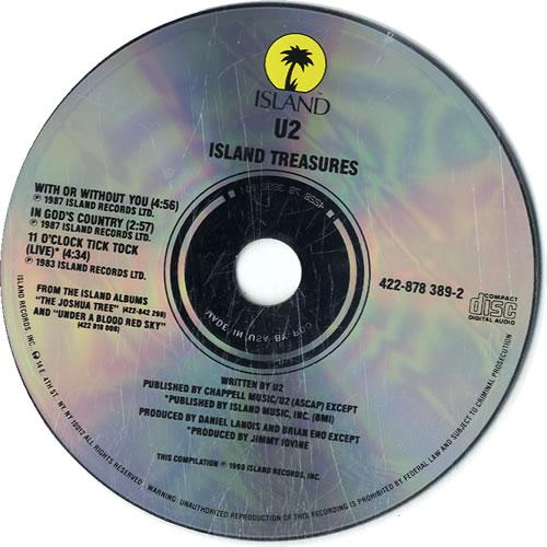 "U2 Fire CD single (CD5 / 5"") Austrian U-2C5FI01878"