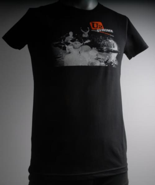U2 Go Home - Ladies large t-shirt UK U-2TSGO601276