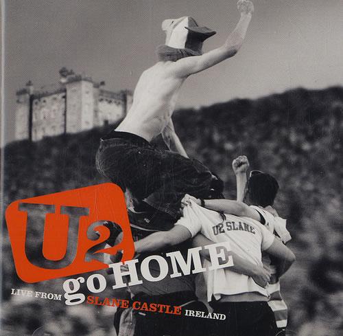U2 Go Home: U2 Live From Slane Castle DVD UK U-2DDGO479516