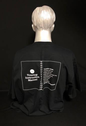 U2 How To Dismantle A Touring Production - XL t-shirt UK U-2TSHO728977