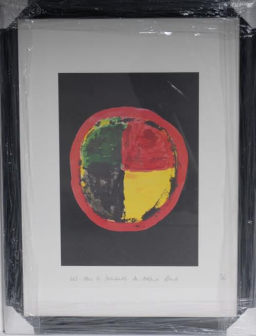 U2 How To Dismantle An Atomic Bomb - Framed Print - Adam Clayto memorabilia UK U-2MMHO592747