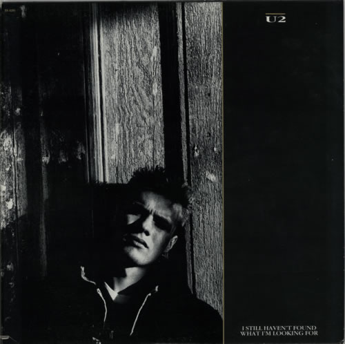 "U2 I Still Haven't Found What I'm Looking For 12"" vinyl single (12 inch record / Maxi-single) Canadian U-212IS23766"