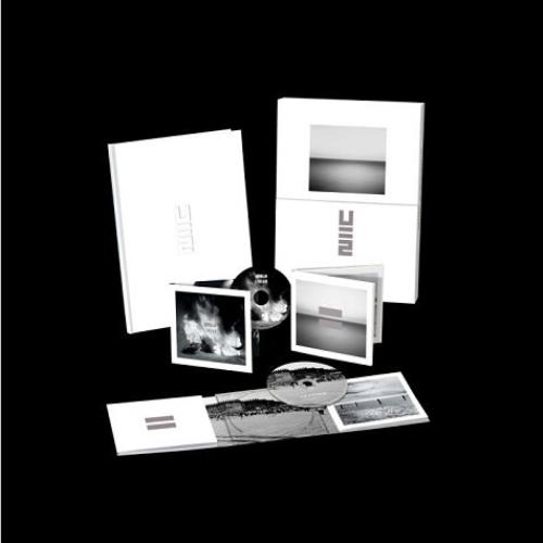 U2 No Line On The Horizon - Deluxe Box 2-disc CD/DVD set UK U-22DNO607017