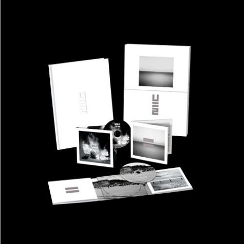 U2 No Line On The Horizon: Deluxe Box - Sealed 2-disc CD/DVD set UK U-22DNO459687