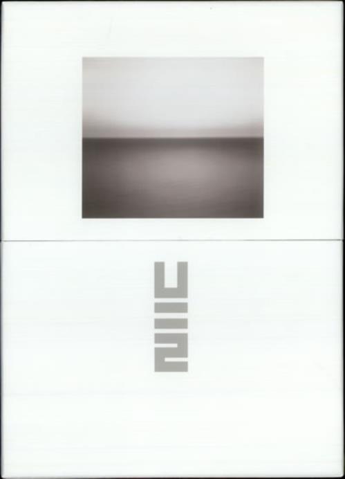 U2 No Line On The Horizon CD Album Box Set Japanese U-2DXNO529137