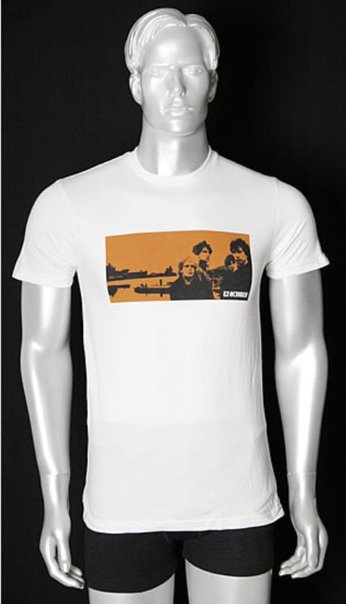 U2 October Remastered T-shirt - Medium t-shirt UK U-2TSOC486091