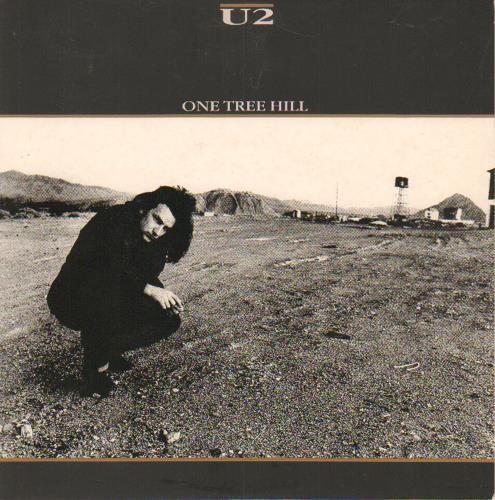 U2 one tree hill lyric insert australian 7 vinyl single 7 inch u2 one tree hill lyric insert 7 vinyl single 7 inch record publicscrutiny Choice Image