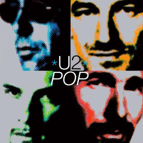 U2 Pop - 5 Different Sleeve Fronts CD album (CDLP) UK U-2CDPO358845