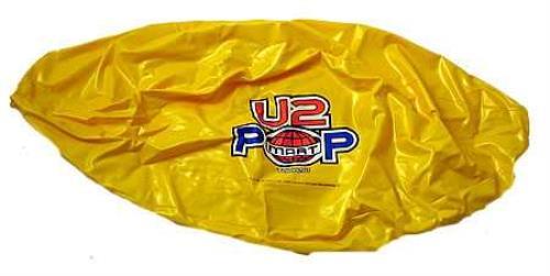 U2 Pop Mart Tour 97 - Inflatable lemon memorabilia UK U-2MMPO387653
