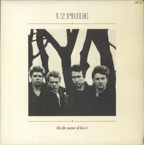 "U2 Pride - Double Pack - EX 7"" vinyl single (7 inch record) UK U-207PR545489"