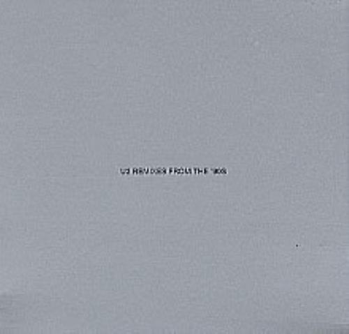 "U2 Remixes From The '90s CD single (CD5 / 5"") UK U-2C5RE226364"