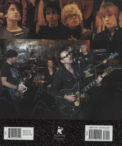 U2 Revolution book US U-2BKRE664838