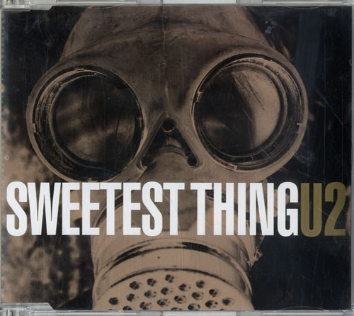 U2 Sweetest Thing 2-CD single set (Double CD single) UK U-22SSW124551