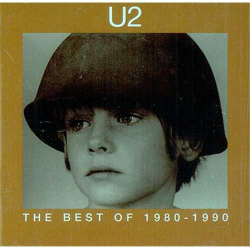 U2 The Best Of 1980 1990 Us Cd Album Cdlp 409787