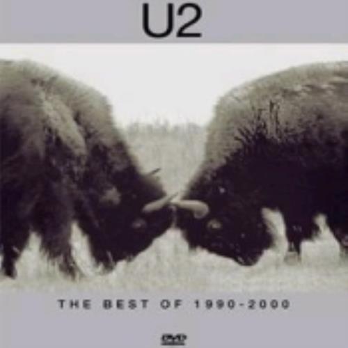 U2 The Best Of 1990-2000 DVD UK U-2DDTH225883