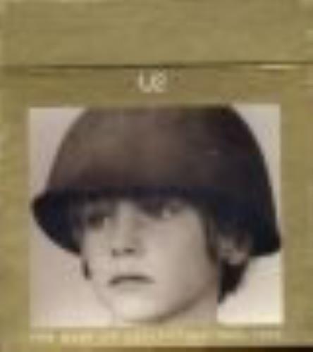 "U2 The Best Of Collection 1980-1990 - 14 X 7"" Box - Sealed box set UK U-2BXTH128233"
