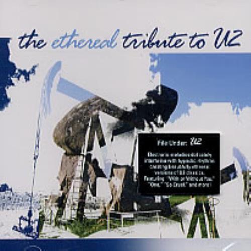 U2 The Ethereal Tribute To U2 CD album (CDLP) US U-2CDTH224279