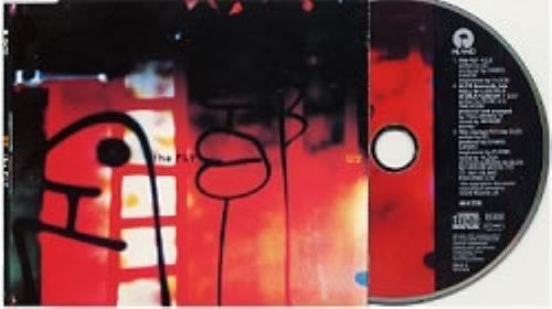 "U2 The Fly CD single (CD5 / 5"") German U-2C5TH08349"