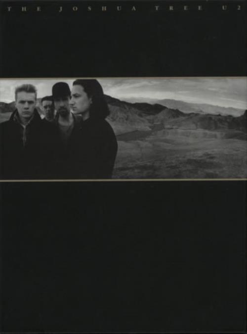 U2 The Joshua Tree - 20th Anniversary Edition 3-disc CD/DVD Set UK U-23DTH601223
