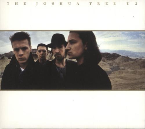 U2 The Joshua Tree - 30th Anniversary Edition 2 CD album set (Double CD) UK U-22CTH736607