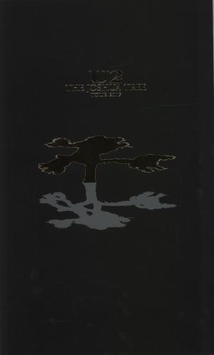 U2 The Joshua Tree - Tour 2017 tour programme UK U-2TRTH684320