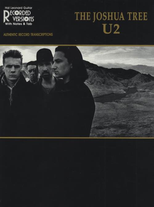 U2 The Joshua Tree US book (433203) HL00694411
