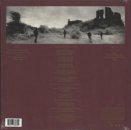 U2 The Unforgettable Fire - 180gram Wine Vinyl - Sealed vinyl LP album (LP record) UK U-2LPTH726462