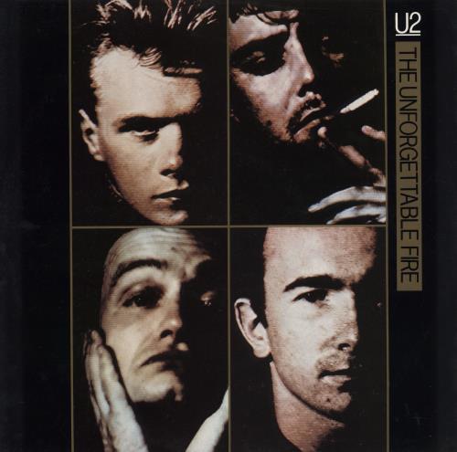 "U2 The Unforgettable Fire - EX 12"" vinyl single (12 inch record / Maxi-single) UK U-212TH771767"