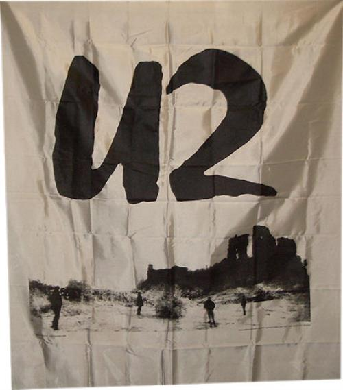 U2 The Unforgettable Fire US display (434422)