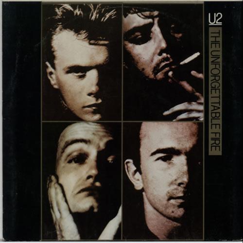 U2 The Unforgettable Fire Yugoslavian 12 Quot Vinyl Single 12