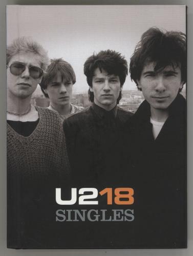 U2 U218: Deluxe Edition 2-disc CD/DVD set UK U-22DUD681202
