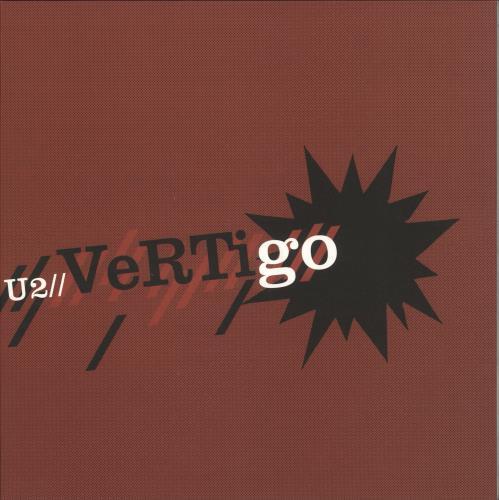 "U2 Vertigo - Jacknife Lee Remixes 12"" vinyl single (12 inch record / Maxi-single) UK U-212VE307204"