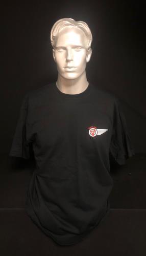 U2 Vertigo - U2//V1Air - Crew t-shirt UK U-2TSVE728961