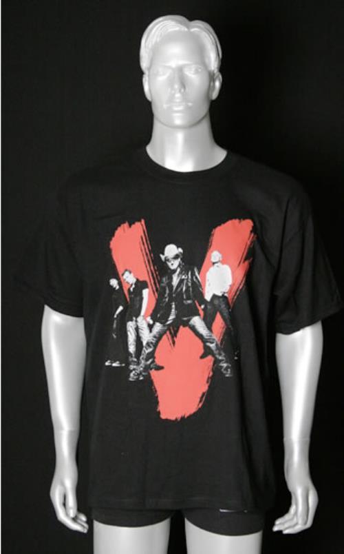 U2 Vertigo 2006 - Australia t-shirt US U-2TSVE480433
