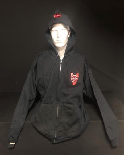 U2 Vertigo Tour 2005 - Crew Hoodie clothing US U-2MCVE728963