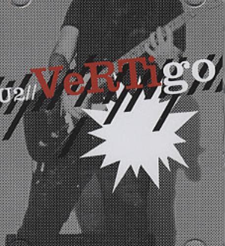 "U2 Vertigo 3"" CD single (CD3) German U-2C3VE310980"