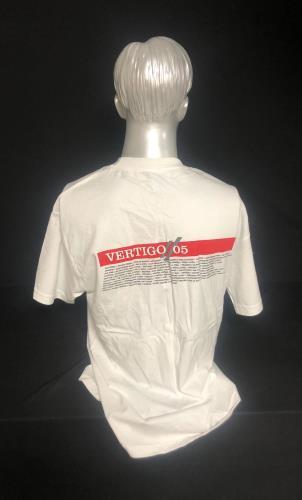 U2 Vertigo//05 t-shirt US U-2TSVE729037