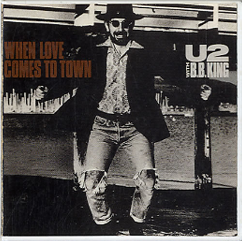 U2 When Love Comes To Town Us 3 Quot Cd Single Cd3 36032