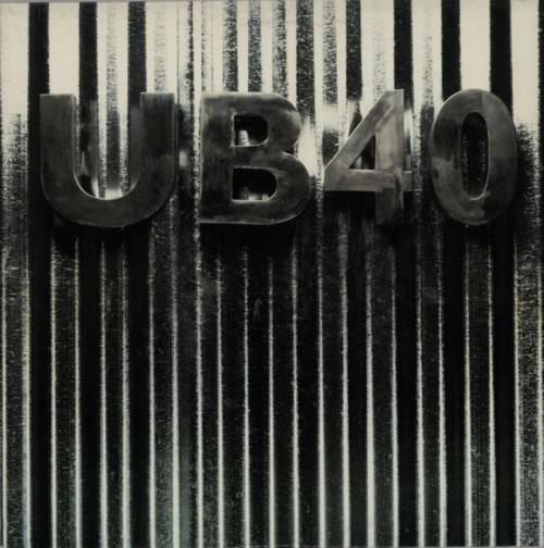 UB40 1980-83 - Nineteen Eighty - Eighty Three vinyl LP album (LP record) Canadian UB4LPNI598275
